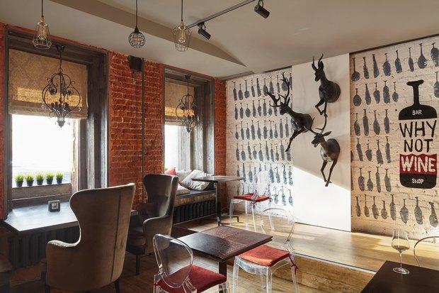 Ресторан Андрея Деллоса «Фаренгейт», второе кафе «Одесса-мама, ресторан болгарской кухни Red Pepper. Изображение № 8.