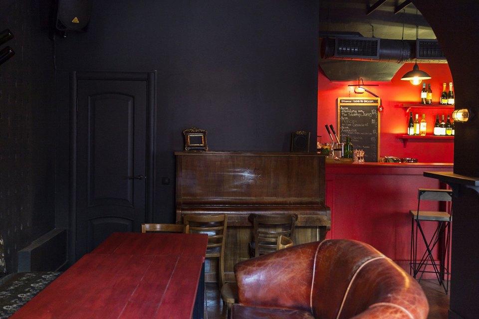 Винный бар prostovino в«Третьем кластере». Изображение № 7.