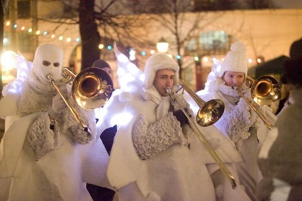 Новогодняя ярмарка Seasons пройдёт в Петербурге. Изображение № 2.