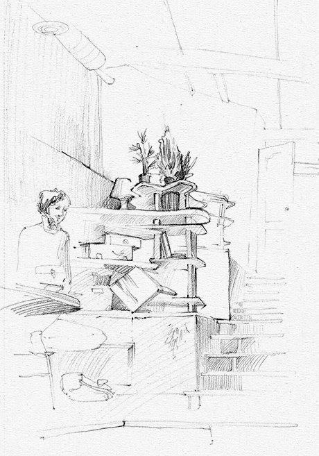 Кафе Fruits & Veges. Изображение № 6.