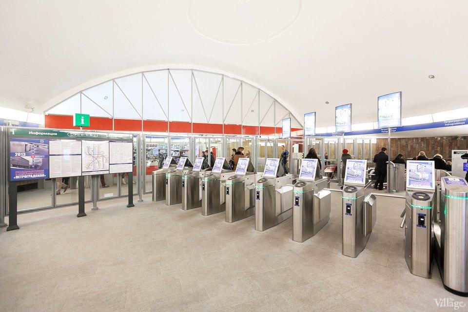 Фото дня: Станция метро «Петроградская» после ремонта. Изображение № 8.