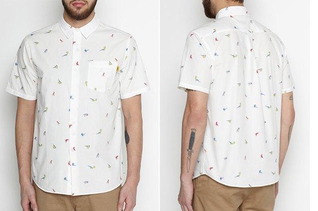 Где купить мужскую рубашку: 9вариантов отодной до 11тысяч рублей. Изображение № 4.