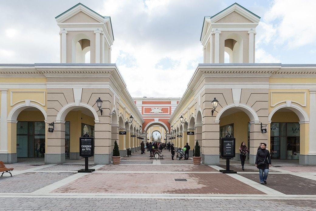Как выглядит новый аутлет-центр наПулковском шоссе. Изображение № 7.