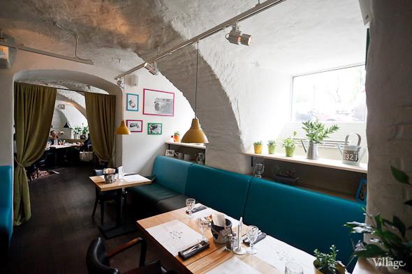 Новое место (Петербург): Кафе-бар Leica. Изображение № 13.