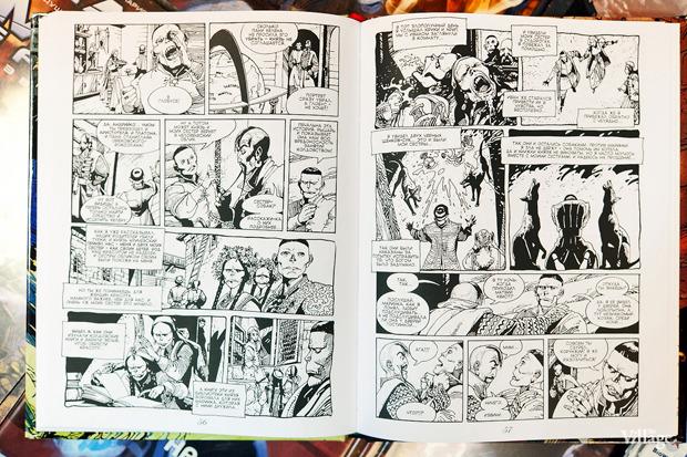 Раскадровка: 6 магазинов илавок с комиксами вПетербурге. Изображение № 73.