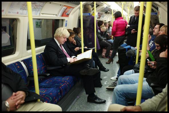 Клуб мэров: Борис Джонсон, Лондон. Изображение № 6.