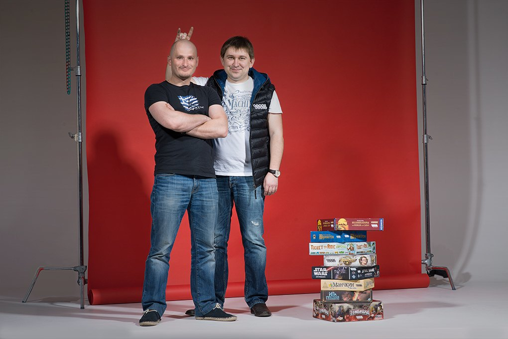 Hobby World: Как слияние помогло двум компаниям выжить. Изображение № 3.