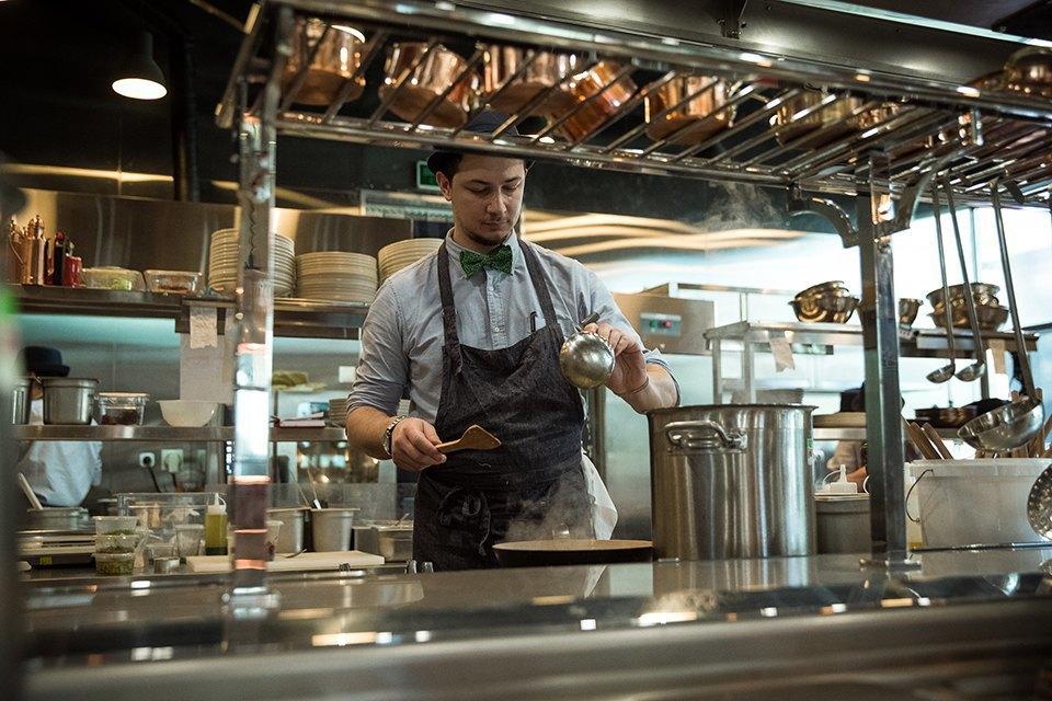 Ресторан AQ Kitchen. Изображение № 10.