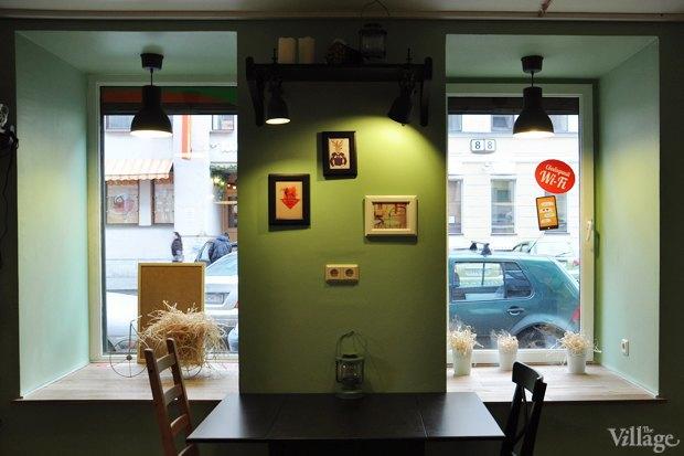 В Апраксином переулке открылось «хипстерское кафе». Изображение № 2.