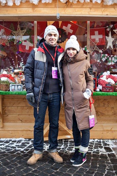 Люди в городе: Продавцы рождественской ярмарки на Островского. Изображение № 41.