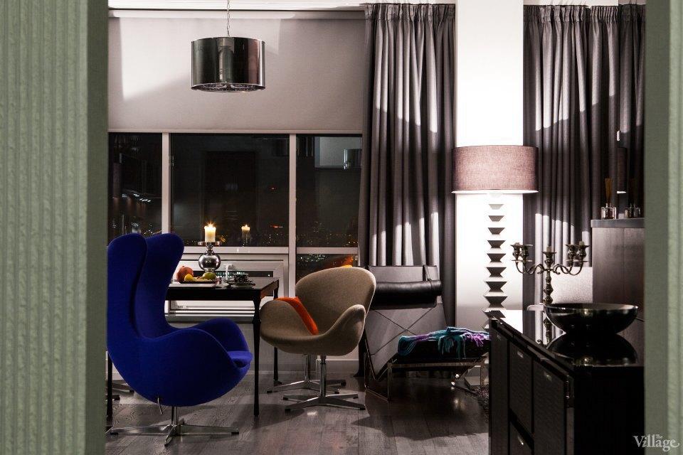 Избранное: 9 дизайнерских квартир . Изображение № 6.