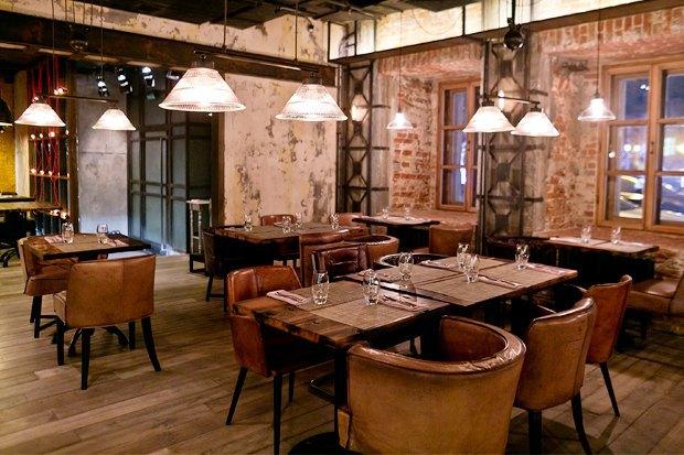 7 кафе, ресторанов, баров ипабов, открывшихся вноябре. Изображение № 2.