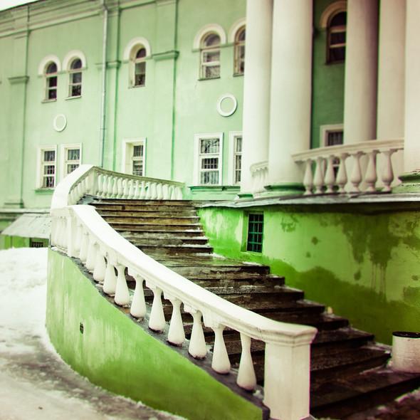 В зоне риска: Зелёный театр на ВВЦ. Изображение № 6.