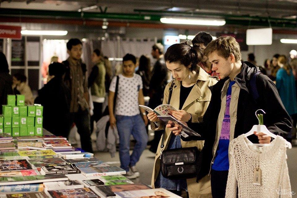 Люди в городе: Посетители Garage Sale о выгодных и спонтанных покупках. Изображение № 16.