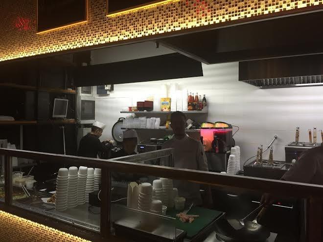 На «Красном Октябре» открылось кафе азиатской кухни Silver Panda. Изображение № 2.