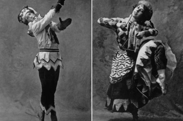 Восстановленные балеты «Русских сезонов» Дягилева покажут в Петербурге. Изображение № 4.