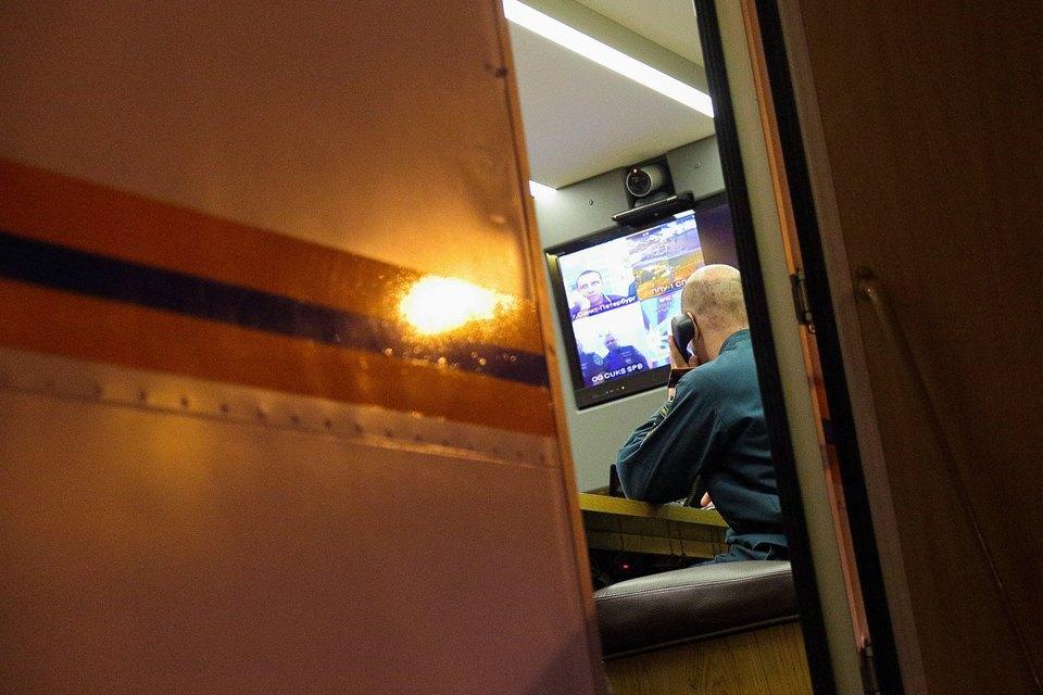 Учения в петербургском метро по сценарию московской катастрофы. Изображение № 9.