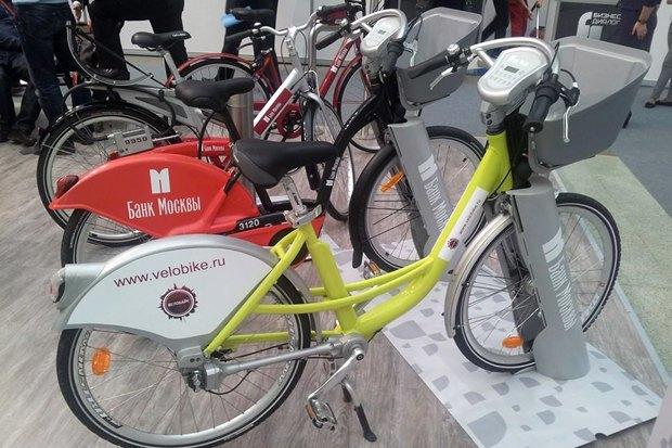 Московским велопрокатом займётся Сбербанк. Изображение № 1.