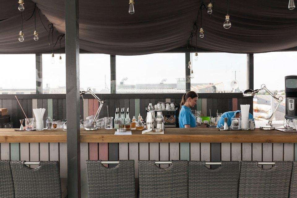 Ресторан PMIBarTerrace нанабережной Мойки. Изображение № 5.