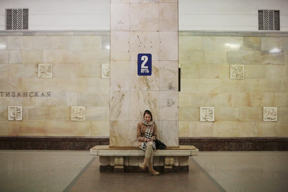 Камера наблюдения: Москва глазами Марии Плотниковой. Изображение № 15.