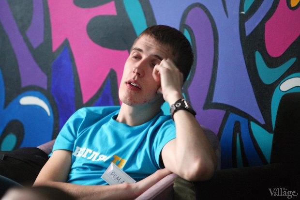 67 часов без сна: Сериаломарафон в Киеве. Изображение № 18.