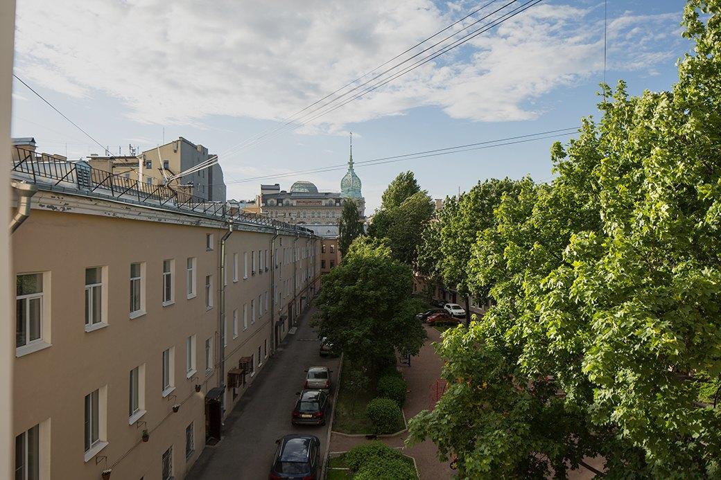 Квартира на пересечении Мойки иГороховой без кухни. Изображение № 10.
