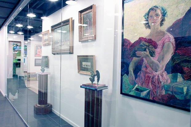 На Саввинской набережной открывается художественный центр. Изображение № 6.