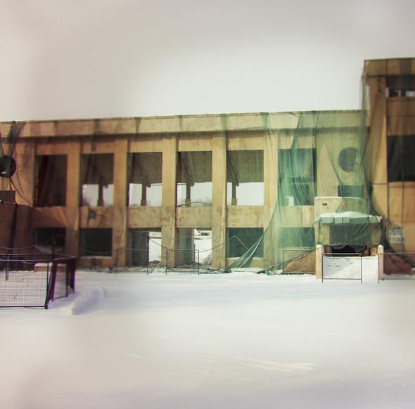В зоне риска: Стадион «Динамо». Изображение № 4.