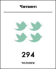 Меньше слов, больше дела: Твитеры петербургских чиновников. Изображение № 55.