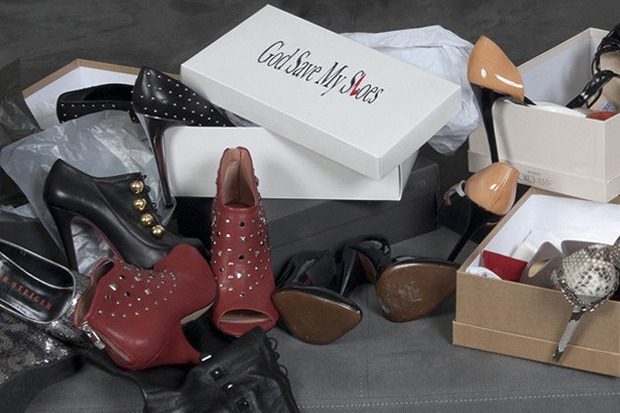 «Боже, храни мой каблук», документальный фильм об отношениях между женщиной и её обувью, при участии Маноло Бланика, Ферджи, Диты Фон Тиз и Кристиана Лубутена. Изображение № 7.