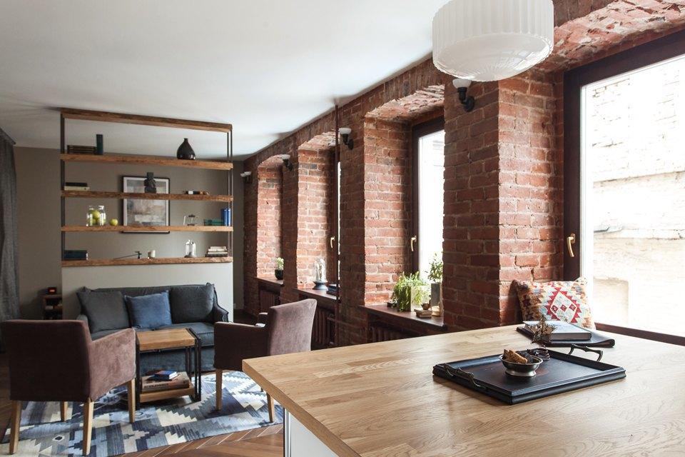 Квартира-студия длякраткосрочнойаренды наТрубной. Изображение № 15.