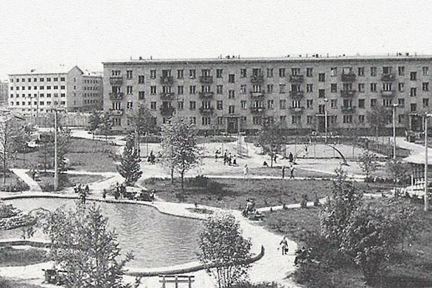Как выглядел микрорайон мечты Хрущёва. Изображение № 3.