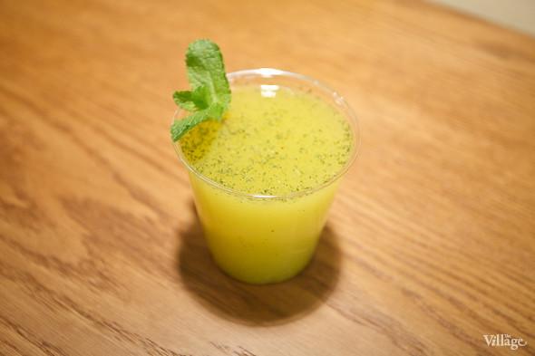 Лимонад с мятой — 50 рублей. Изображение № 25.