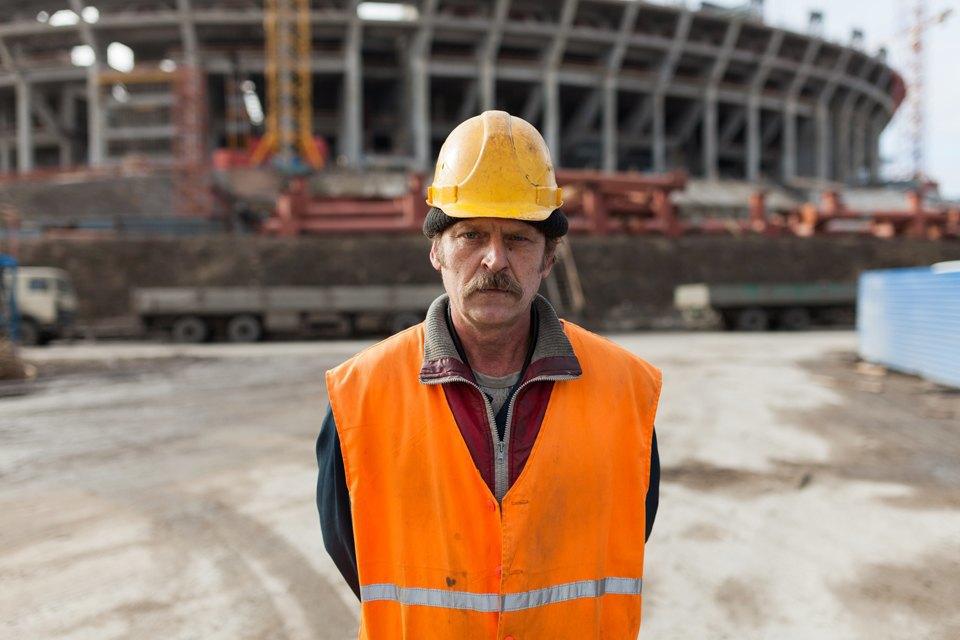 Кто строит cтадион «Зенит-Арена». Изображение № 2.
