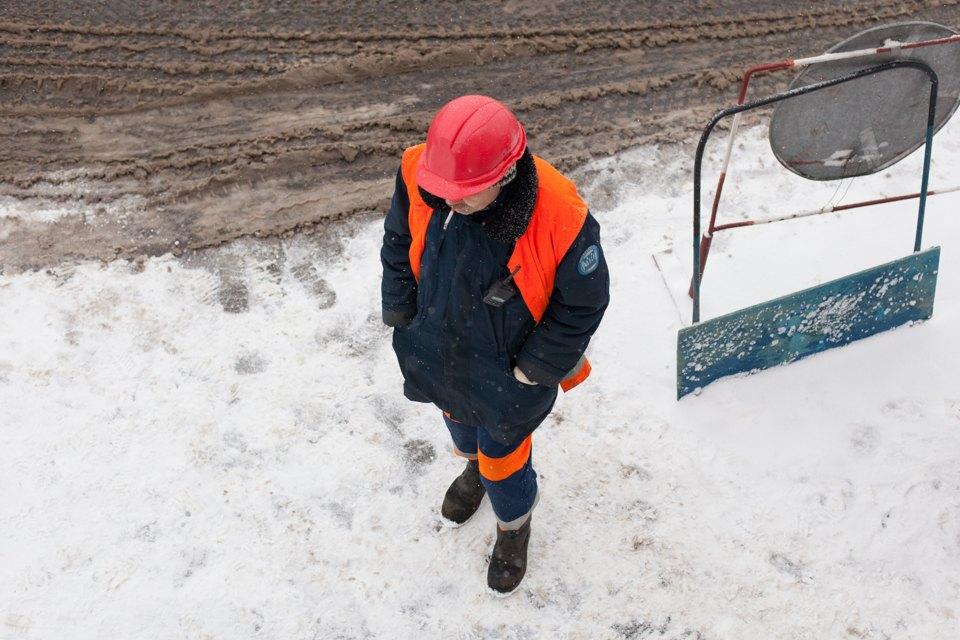 Летел и таял: Как в Москве плавят снег. Изображение № 13.