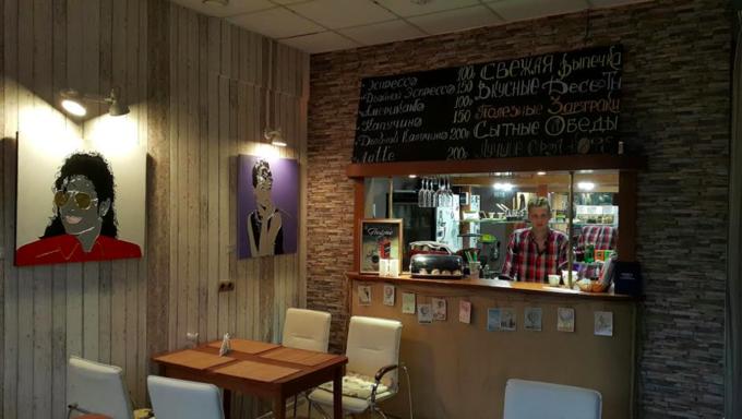 Рядом с МГУ открылось кафе «На Улофа». Изображение № 2.