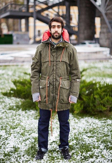 Вещи недели: 10тёплых мужских курток. Изображение № 1.