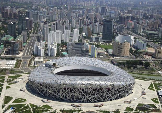 Дизайн от природы: «Зеленое» топливо и олимпийский стадион в Пекине. Изображение № 3.