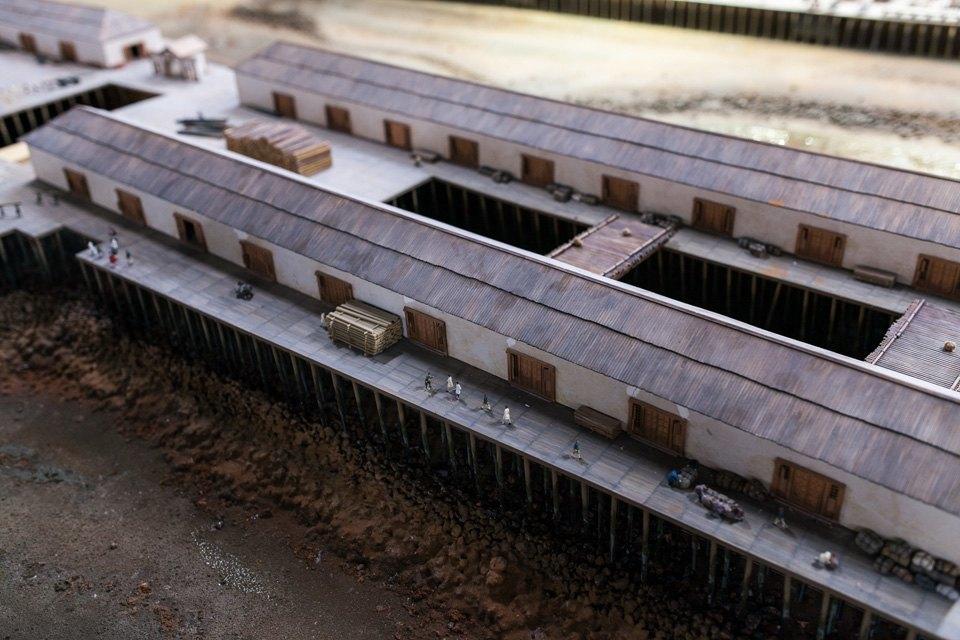 Как выглядит макет исторического Петербурга . Изображение № 13.