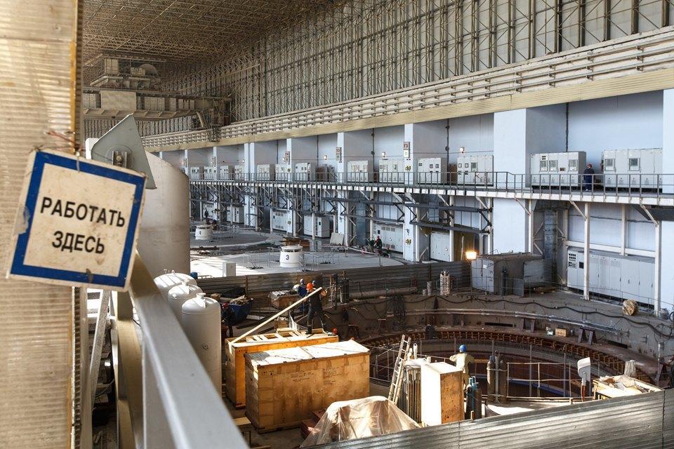 Как работает гидроэлектростанция. Изображение № 21.