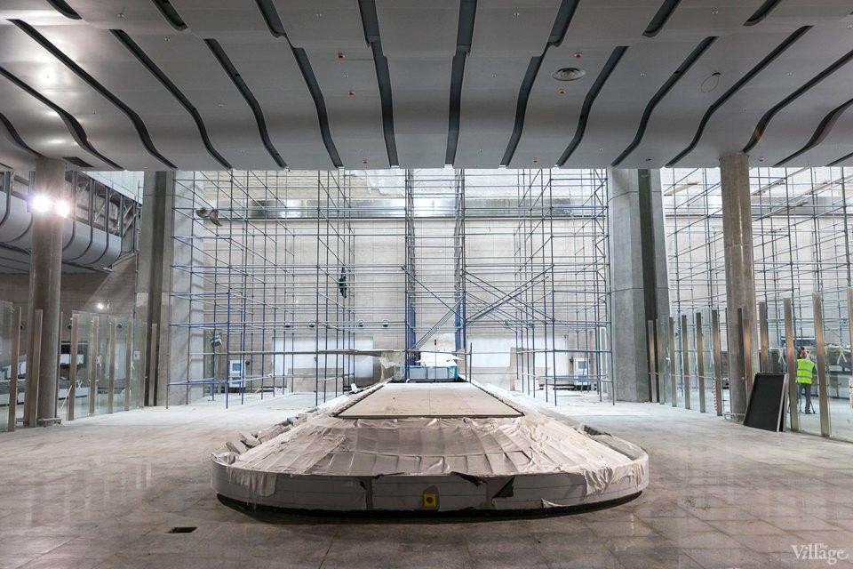 Фоторепортаж: Новый аэропорт изнутри. Изображение № 11.