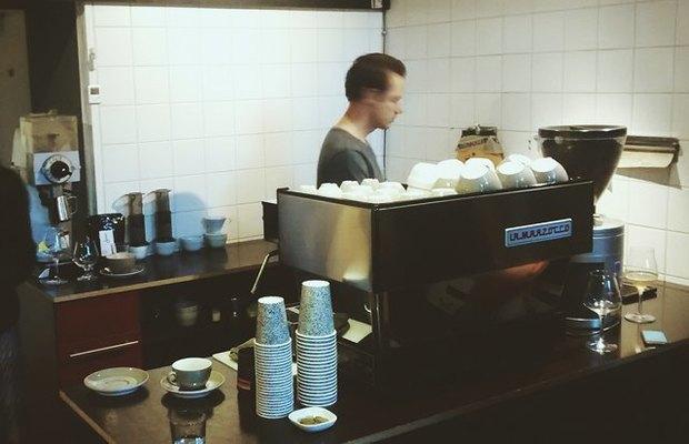 Четвёртая волна кофе. Изображение № 3.