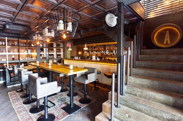 Ресторан-бар The Americano открылся на месте Soholounge. Изображение № 11.