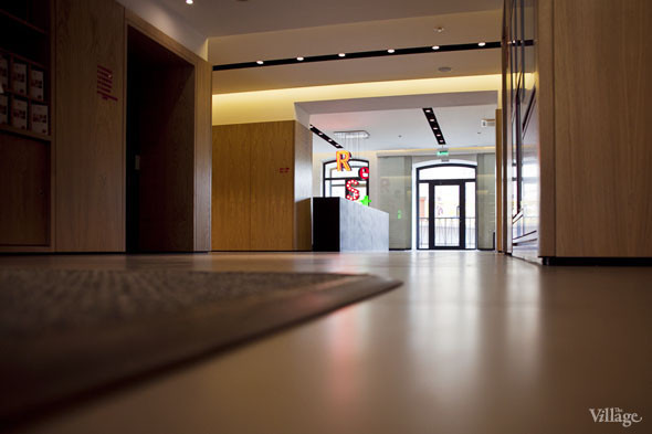 На «Даниловской мануфактуре» открылся лофт-отель. Изображение № 2.