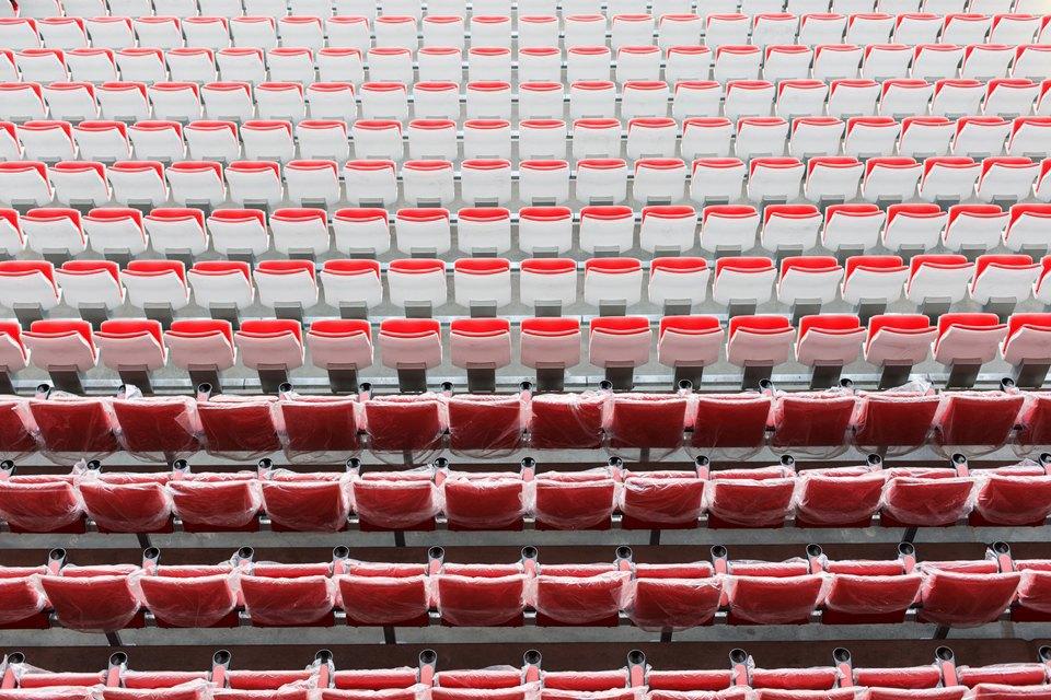 Стадион «Спартака». Изображение № 11.