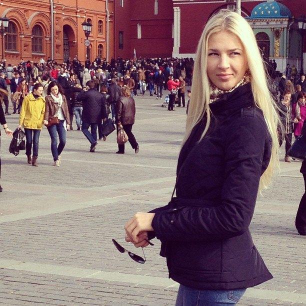Весна в Москве в снимках Instagram. Изображение № 4.