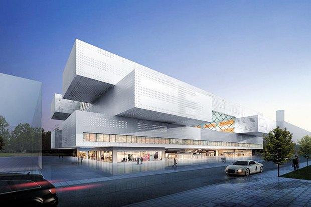 Прямая речь: Голландский архитектор — о торговых центрах, в которых можно работать и отдыхать. Изображение № 13.
