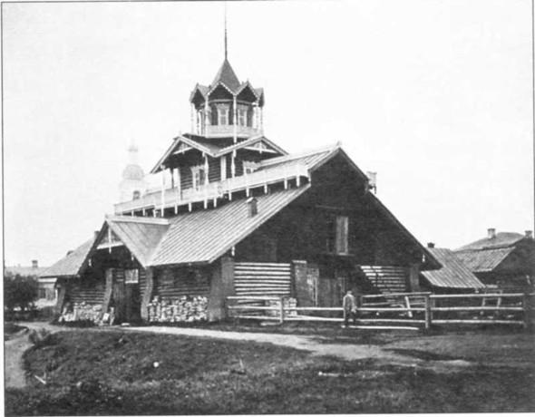 Скотный двор, 1884 год. Изображение № 6.