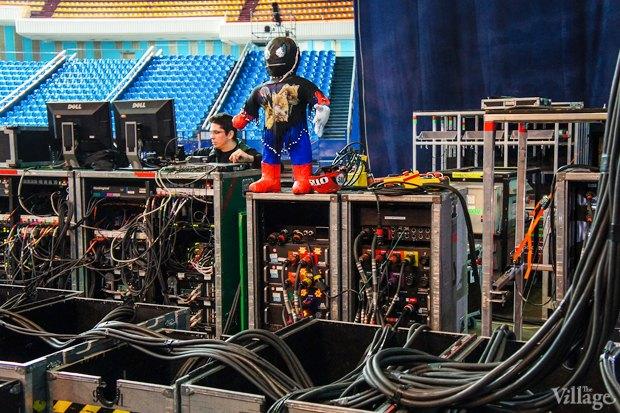 Цирк приехал: Как выглядит за кулисами Cirque du Soleil . Изображение № 9.