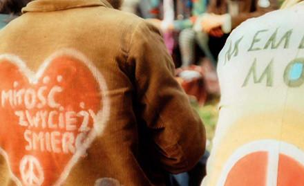 Кадр из фильма «Ритмы свободы» режиссера Войцеха Слота и Лешека Гнойньского. Польша, 2010 год